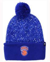 '47 Women's New York Knicks Hardwood Classics Glint Knit Hat