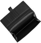Bottega Veneta Intrecciato leather continental wallet