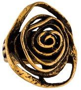 Oscar de la Renta Flower Cocktail Ring