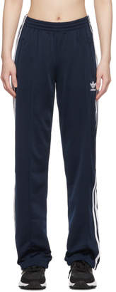 adidas Navy Firebird Track Pants