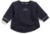 Infant Girl's Robeez Quilted Top