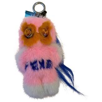 Fendi Pink Other Bag charms