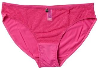 Parfait Lace Panel Bikini Panties (Regular & Plus Size)
