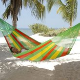 Novica 'Tropical Passion' Hammock (Mexico)