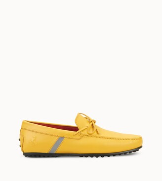 Tod's City Gommino Driving Shoes in Leather