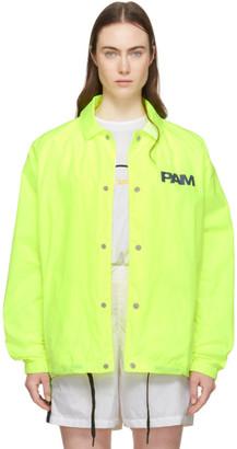 Perks And Mini Yellow Alien Morphosis Jacket
