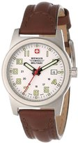 Swiss Military Wenger Women's 72920 Classic Field Stainless Steel Military Watch