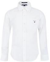 Gant Classic White Oxford Shirt