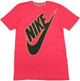 Nike Men's Biggie Futura T-Shirt Black Yellow