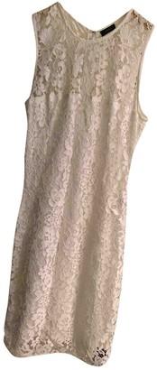 Joseph White Lace Dresses