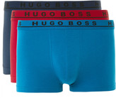 Hugo Boss - Three-pack Stretch-cotton Boxer Briefs