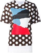 Marni Etka print T-shirt