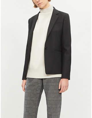 Joseph William wool woven jacket