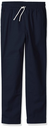Look by crewcuts Amazon/J. Crew Brand Boys' Lightweight Pull on Chino Pant