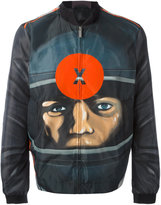 Christopher Kane Target Print bomber jacket