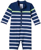 Carter's Baby Boy Striped Rashguard Wet Suit