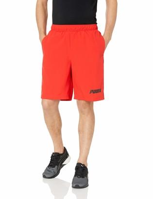 """Puma Men's Rebel Woven Shorts 9"""""""