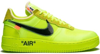 Nike x Off-White The 10th: Nike Air Force 1 Low
