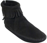 Minnetonka Women's Back Zipper Boot Softsole