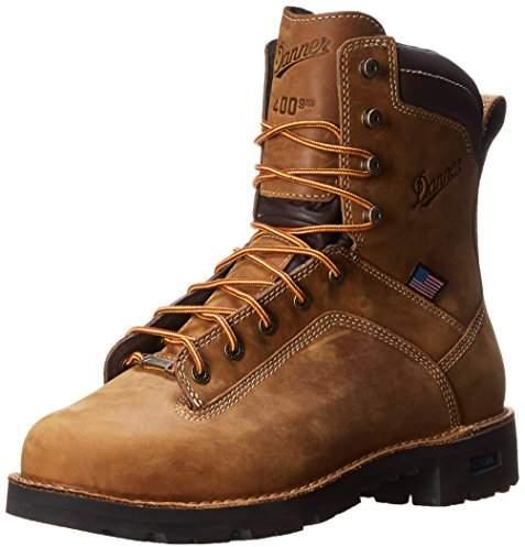 Danner Men's Quarry USA 8 Inch 400G Work Boot