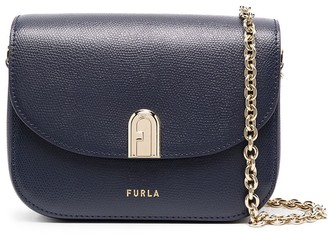 Furla Small Leather Cross Body Bag