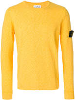 Stone Island knitted long sleeve top