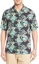 Tommy Bahama 'Breakaway Blooms' Regular Fit Short Sleeve Print Silk Camp Shirt