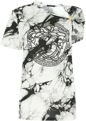 Versace Medusa Tie-Dye T-Shirt