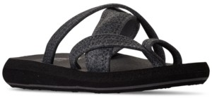 Skechers Women's Cali Relaxed Fit Asana Blossom Beauty Athletic Sandals from Finish Line