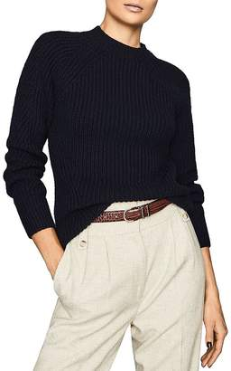 Reiss Aisling Chunky Crewneck Sweater