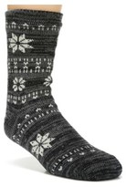 BearPaw 1 Pack Women's Slipper Sock
