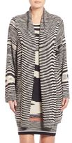 Missoni Relaxed Striped Cardigan
