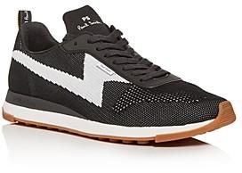 Paul Smith Men's Rocket Low-Top Sneakers