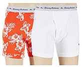Tommy Bahama Marlin Tropical Boxer Briefs 2-Pack