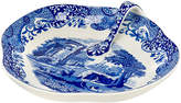 Spode Blue Italian Handled Tray
