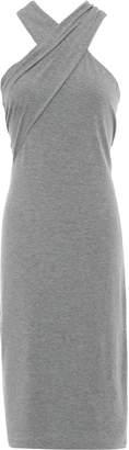 Alexander Wang Cutout Stretch-modal Dress