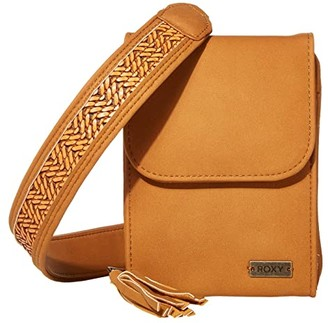 Roxy Small Town Shoulder Bag (Camel) Bags
