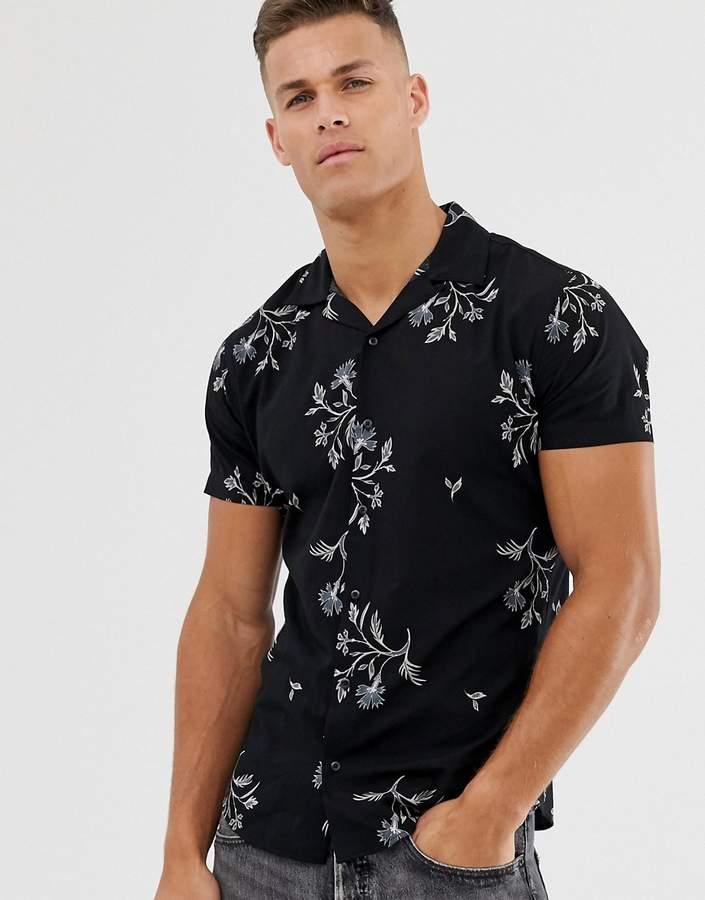 9311d0c15 Revere Collar Shirt - ShopStyle