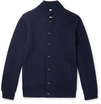 Brunello Cucinelli Virgin Wool, Cashmere And Silk-Blend Cardigan