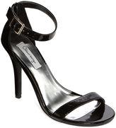 JCPenney OLSENBOYE Olsenboye Rumer Patent Ankle-Strap Heels