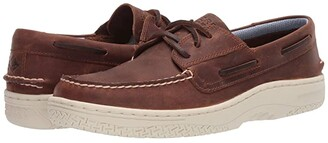Sperry Billfish Plushwave (Light Coffee) Men's Shoes