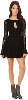 Free People Teen Witch Lace Dress