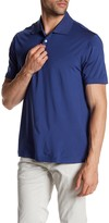 Brooks Brothers Striped Golf Polo