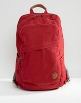 Fjallraven Raven 20l Backpack In Red