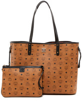 MCM Large Reversible Tote & Small Purse Set