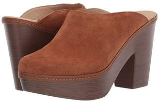 Chinese Laundry Florina (Aged Cognac Suede) Women's Shoes