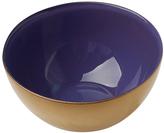 Sheridan Gold & Purple Condi Bowl
