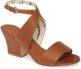 Salvatore Ferragamo Sheena Cross Strap Sandal