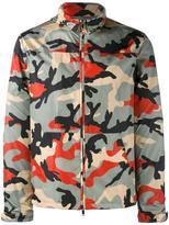 Valentino camouflage sport jacket