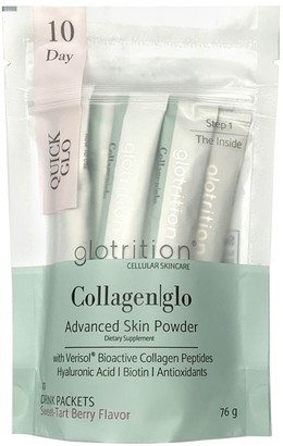 Glo Glotrition 10 Day Quick Collagenglo Advanced Skin Powder
